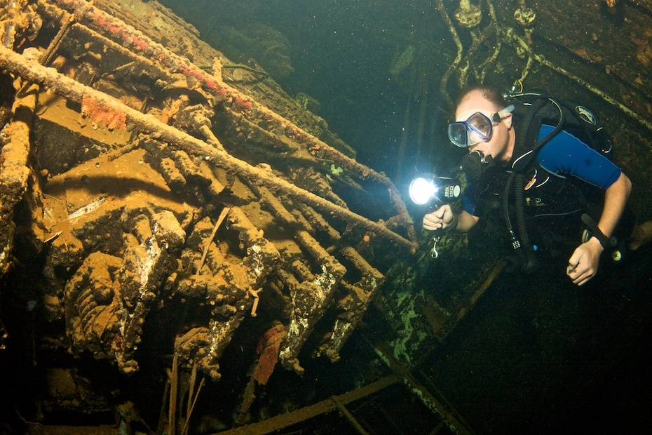 Hilma Hooker's Engine Room