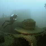 Divers on the Coolooli