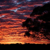 Sunset at Murra
